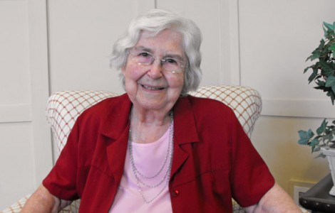 Resident Mary Lou Sponn is Enjoying Worry-Free Living at Park Crescent